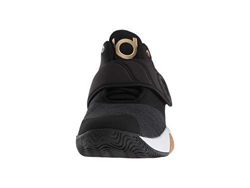 0b3f17a9a052b SHOPUS | Nike Men's KD Trey 5 VI Basketball Shoe Black/Metallic ...