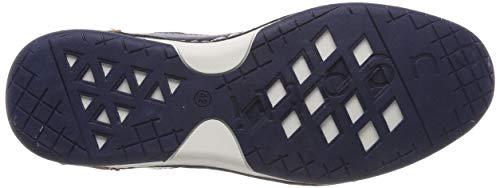 Basse Blu Da Uomo 321729015000 blue Ginnastica Bugatti Scarpe 4000 q1vgzRwIR