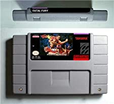 Fatal Fury 1 - Action Game Cartridge US Version - Game Card For Sega Mega Drive For Genesis