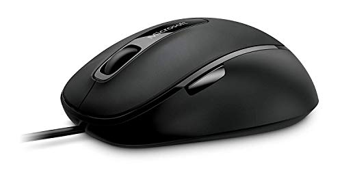 Microsoft Comfort Mouse 4500 - Lochness Gray ()
