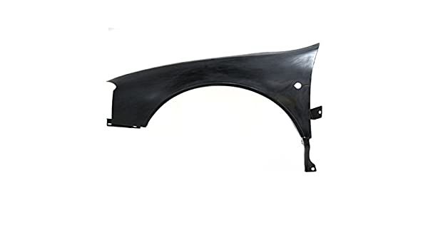 Fender For 99-04 Chrysler 300M Front Right Primed Steel with Signal Light Hole