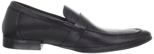 discount with credit card outlet purchase Kenneth Cole New York Men's Optical Illusion Loafer Black free shipping pay with visa fMpaQo