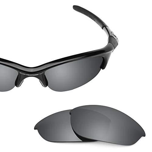 Pour Jacket Plusieurs — Half De Chrome Noir Verres Options Rechange Polarisés Mirrorshield Elite Asian Fit Oakley 1pFEHq