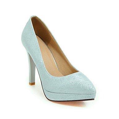 RTRY Tacones De Mujeres Flor De Bomba Básica Chica Zapatos Glitter Materiales Personalizados Primavera Otoño Boda Vestido De Noche &Amp; Stiletto Heelblushing US3.5 / EU33 / UK1.5 / CN32