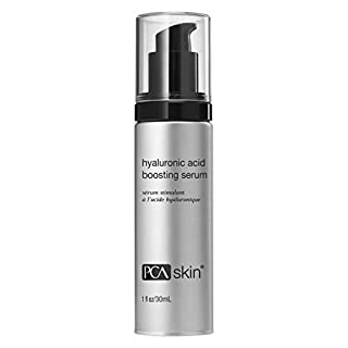 PCA SKIN Hyaluronic Acid Boosting Serum, Deep Facial Hydrating Treatment with Niacinamide, 1 fl. oz