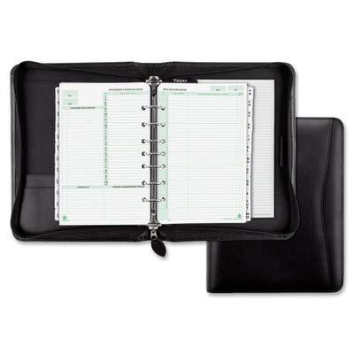 Day-Timer 41745 Organizer Starter Set w/Zipper, Page Size 5-1/2