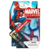 - Spider-Man Marvel Universe Action Figure