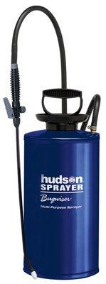 Hudson 62063 Bugwiser 2.5 Gallon Sprayer Galvanized Steel