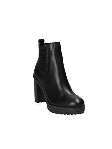 Talons À Boots Hilfiger Femmes En0en00244 Noir Tommy x0gqcSwPIW