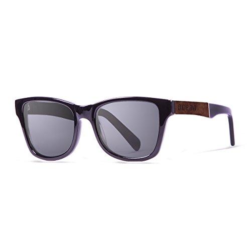 Ocean Sunglasses 11110.1 Lunette de Soleil Mixte Adulte, Noir