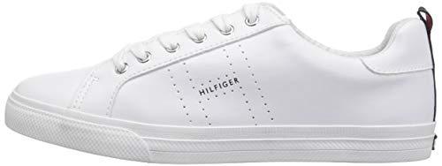 black Sneaker Tommy Lelita Hilfiger White Women's nrwwzXvxqt