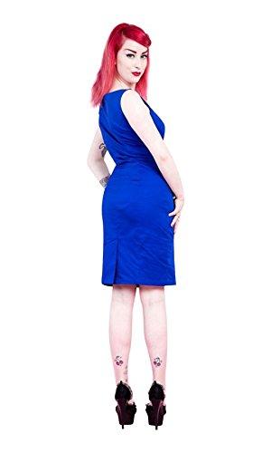 Love Camden - Robe -  Femme Bleu Bleu