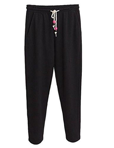 Jollychic - Pantalón - para mujer negro