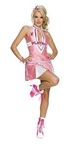 Secret Wishes Women's Playboy Cheerleader Costume