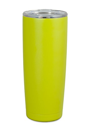 Lime Green Tumbler - 5