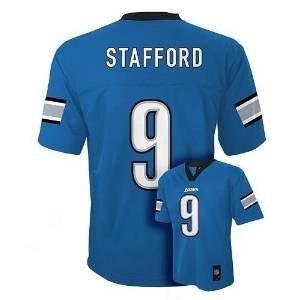 11 Detroit Lions Jersey - 1