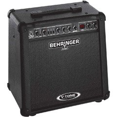behringer gmx110 true analog modeling 30 watt guitar amplifier musical instruments. Black Bedroom Furniture Sets. Home Design Ideas
