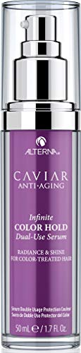 CAVIAR Anti-Aging Infinite Color Hold Dual-Use Serum, 1.7-Fluid Ounce