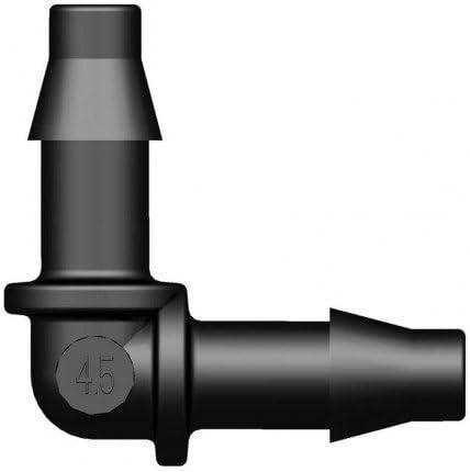 Leitungshalter TS-025 Rain Bird Micro-Schlauch 4//6 mm Microschlauch Mikroschlauch f/ür Bew/ässerung