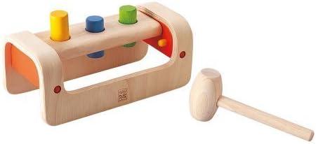 """Amazon Plan Toy Pounding Bench By Plan Toys ĸ¦è¡Œè¼¸å…¥å"""" Ïンマートイ ÁŠã''ちゃ"""