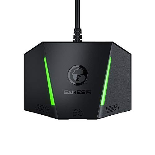 Gamesir Vx Adaptador De Teclado Y Mouse Ps5/ps4inteno/xbox