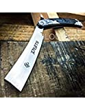 GRIM REAPER Straight Blade Barber Razor Folding Pocket Knife...