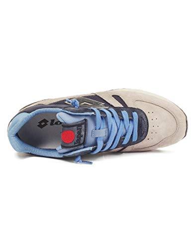 Shibuya Lotto Tokyo Bleu l'homme Chaussure pA0qp4w17