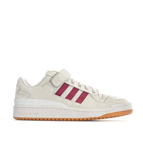 adidas Originals Men's Forum Low Trainers US9 White
