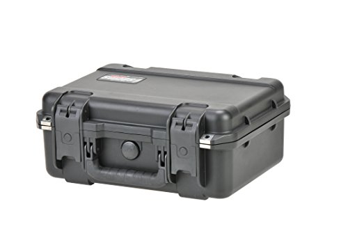 SKB Injection Molded Water-tight case 15 x 10 x 6 Inches with Dividers (3I-1510-6B-D) by SKB (Image #1)