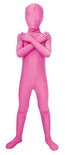 Bodysuit Spandex For Kids (Sheface Kids Spandex Full Bodysuit Fancy Dress Costume (Small,)