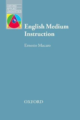 B.o.o.k English Medium Instruction: English Medium Instruction: Content and language in policy and practice<br />ZIP