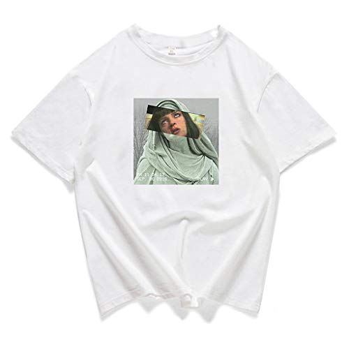 Harajuku Girls Clothing - Lovhop Women Girl Summer Short Sleeve