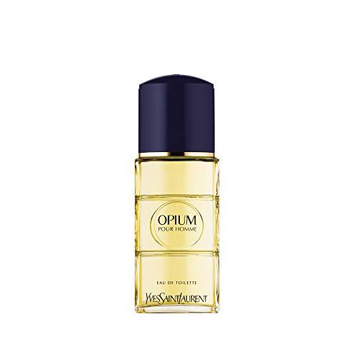 Opium By Yves Saint Laurent For Men. Eau De Toilette Spray 3.3 Ounces (World's Best Perfume For Male)
