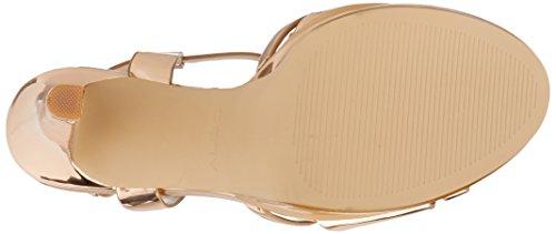 Chelly 86 Gold Rose Gold Toe Women's Sandals Open Aldo Uxwq584v