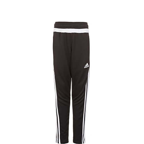 Adidas Herren Torwarthose tiro15Trainingshose, Jungen, - - Noir/Blanc, 152 - M