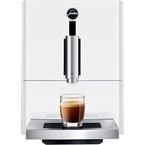 Jura A1 Automatic Coffee Machine Piano White