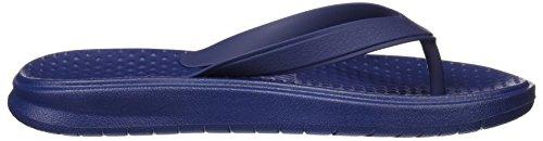Nike 882690, Chanclas Hombre Azul (Azul Binario/Blanco)