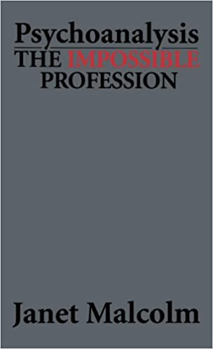 Amazon psychoanalysis the impossible profession master work amazon psychoanalysis the impossible profession master work ebook janet malcolm kindle store fandeluxe Choice Image