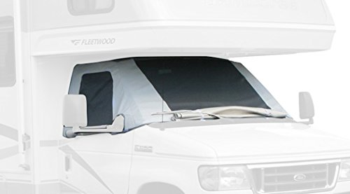 (ADCO 2523 Clear RV Windshield Cover)