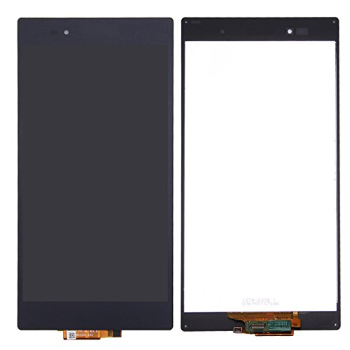 Leya for Sony Repair Parts LCD Display + Touch Panel for Sony Xperia Z Ultra / XL39(Black)