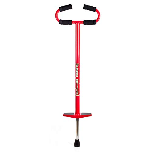 High Bounce Pogo Stick with Adjustable Handles (Renewed)