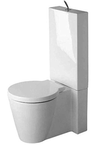 Cool Duravit Stand WC Kombi Starck 1 64cm Tiefspüler, ohne Spülkasten  MK93