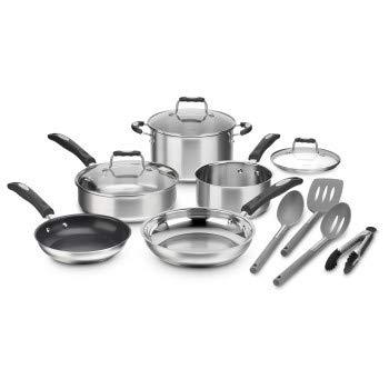 Amazon.com: Cuisinart - Juego de 12 utensilios de cocina ...