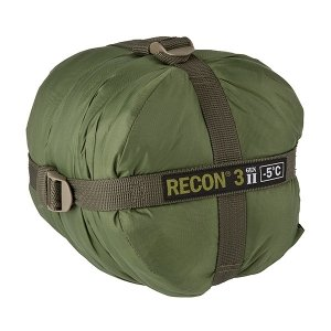 Elite Survival Systems Recon 3 Sleeping Bag, Olive Drab, 23 Degree Fahrenheit, -5 Degree Celsius