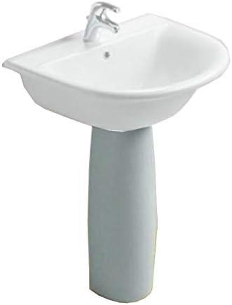 Ideal standard Fiorile T4123 colonna per lavabo bianco