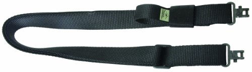 Outdoor Connection Super Sling 2 with Talon Swivels, 1 1/4-Inch, - Sling Rifle Nylon