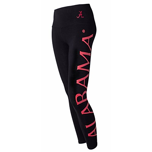 Loudmouth Collegiate Printed Leggings, College University Team Sports Colors