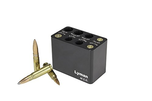 Lyman Products MSR Ammo Checker Block