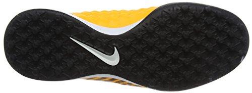 Nike Magistax Onda II TF, Zapatillas de Fútbol Para Hombre, Naranja (Laser Orange/Black-White-Vert Volt-White), 40 EU