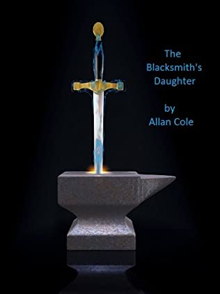 book cover of The Blacksmith\'s Daughter